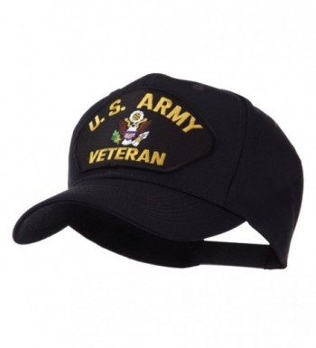 Veteran Military Large Patch Cap - US Army - CU11FITSD6D
