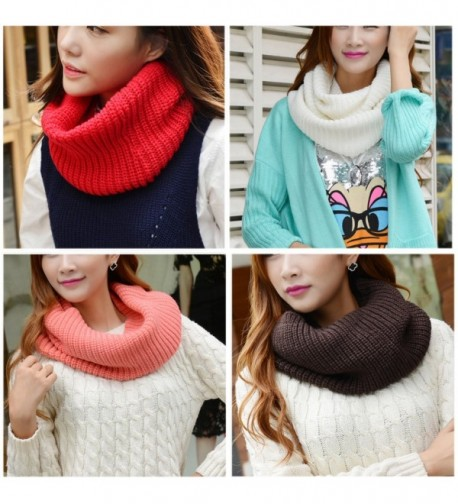 Tapp Thick Knitted Infinity Scarf