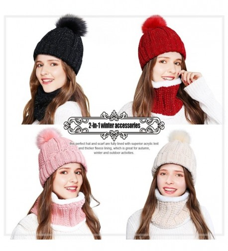 Mryumi Beanies Women Winter Infinity