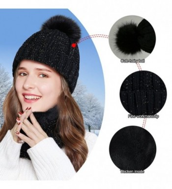 Mryumi Beanies Women Winter Infinity in Women's Skullies & Beanies