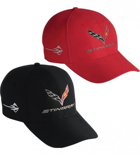 C7 CORVETTE STINGRAY STAYDRY CAP BLACK - C4187D259LC