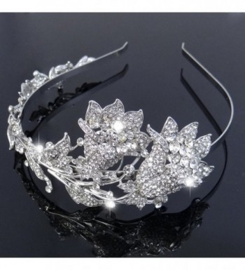 EVER FAITH Wedding Headband Austrian