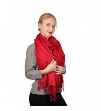 Hanmorstar Cashmere Infinity Pashmina Fashion in Wraps & Pashminas