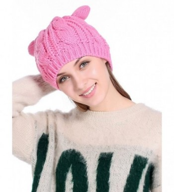 wish Thick Soft Warm Winter in Women's Skullies & Beanies
