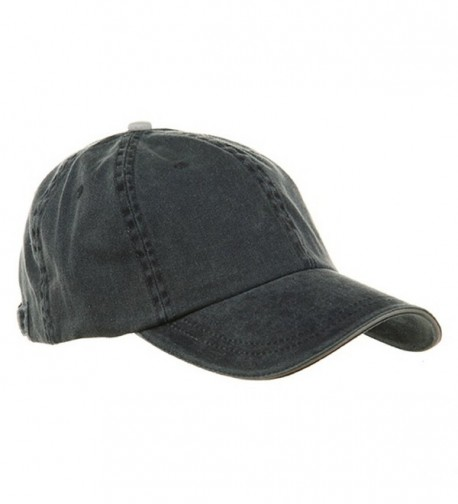 Profile Washed Side Zipper Pocket in Men's Baseball Caps