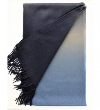 Libra Leo100 Hand Fashion Pashmina Gradient in Wraps & Pashminas