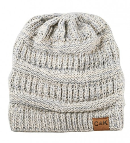 HAT DEPOT Winter Chunky Beanie in Women's Skullies & Beanies