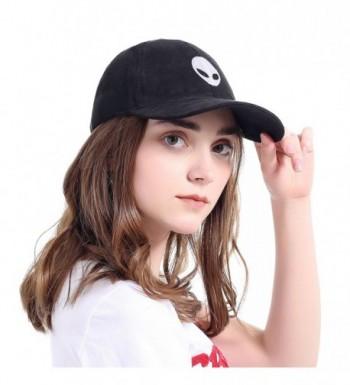 LeucosTicte Aliens Outstar Black Baseball in Women's Baseball Caps
