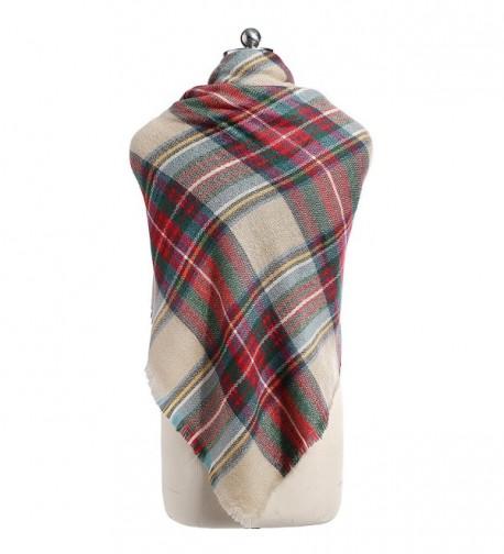 Blanket Cashmere Scarves Tassels Scarf 1 in Wraps & Pashminas