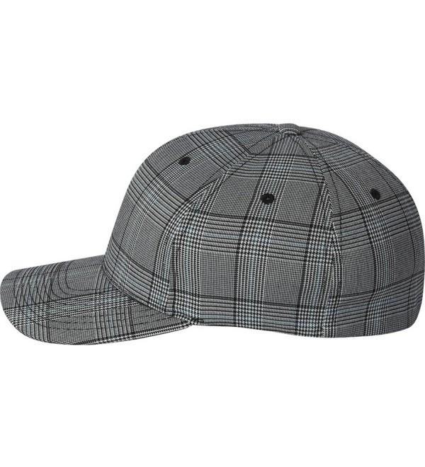 Flexfit 6196 - Check Cap - Black/ White - CD11VNXU51T