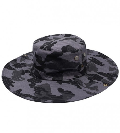 Camouflage Breathable Summer Outdoor Boonie