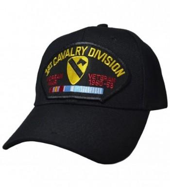 1st Cavalry Division Korean War Veteran Cap - C912DJE14FZ