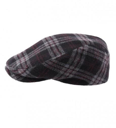 Wegener thatch Flat Cap Size