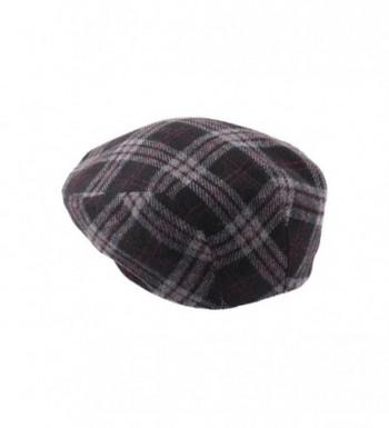 Wegener thatch Flat Cap Size in Men's Newsboy Caps