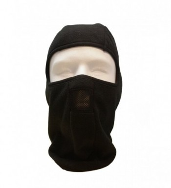 Kenyon Polartec Windbloc Fleece Balaclava - Black - CA11G6PNQNX