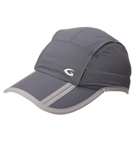 Unisex Outdoor Baseball Running DarkGray in Men's Baseball Caps