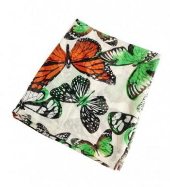 Paskmlna Womens Butterfly Lightweight Infinity