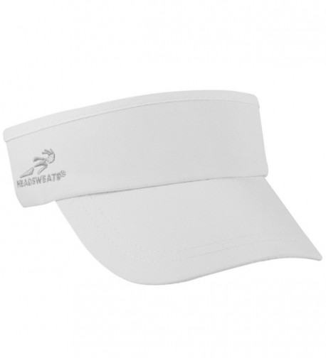 Headsweats Performance Super Eventure Woven Running/outdoor Sports Visor - Sublimated - White - CT11DT10J91