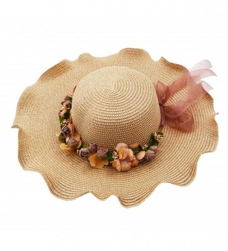 Vegali Summer Fashion Vintage Womens in Women's Sun Hats