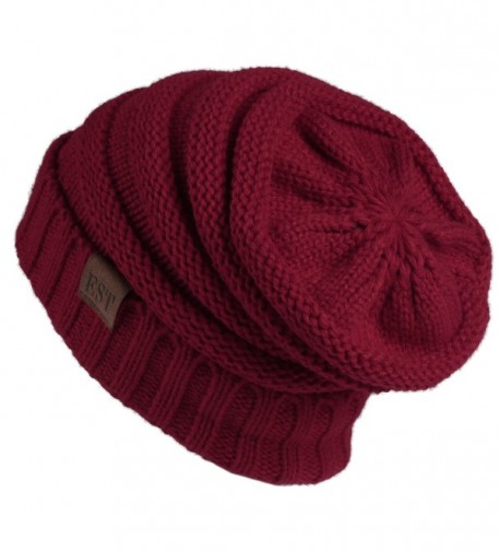 Eternities Unisex Trendy Stretch Slouchy in Women's Skullies & Beanies