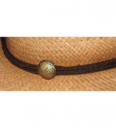 Bullhide Blaze Raffia Cowboy Medium in Men's Cowboy Hats