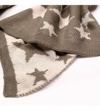 Fine 2 Tone Layer Scarf Brown in Cold Weather Scarves & Wraps