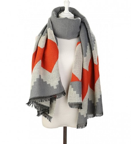 UTOVME Womens Fashion Cashmere Pashmina in Wraps & Pashminas