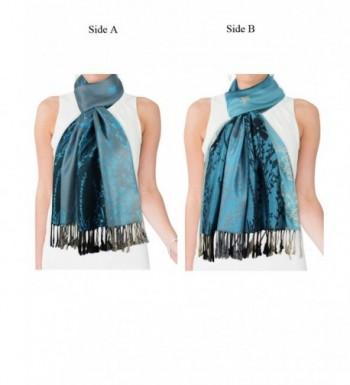 Dahlia Womens Rayon Scarf Shawl in Fashion Scarves