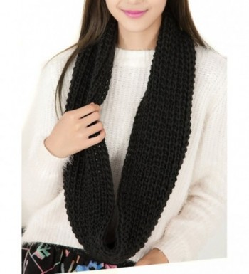 Nsstar Fashion Warmer Winter Infinity in Cold Weather Scarves & Wraps
