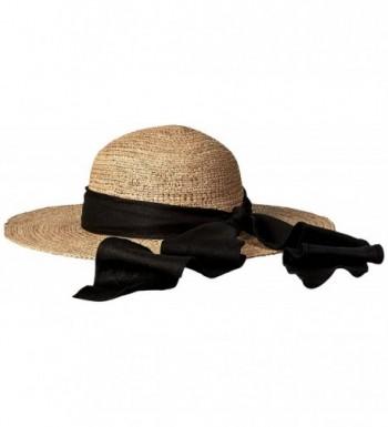 5cfefb8cb Women's Big Brim Raffia Hat Tea C3110P49LIP
