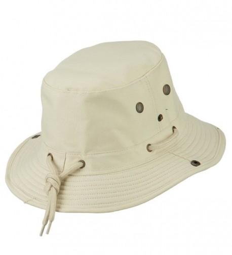 UPF 50 Canvas Boonie Hat in Men's Sun Hats