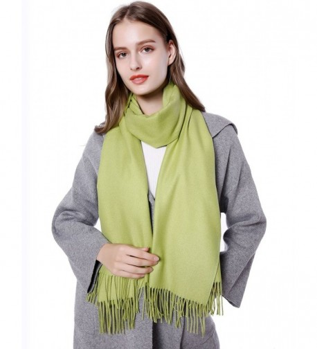 JAKY Global Scarf Pashminas Green