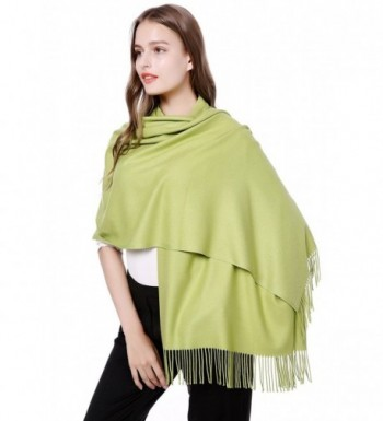 JAKY Global Scarf Pashminas Green in Fashion Scarves