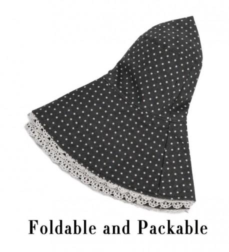 Erigaray Womens Summer Outdoor Foldable in Women's Sun Hats