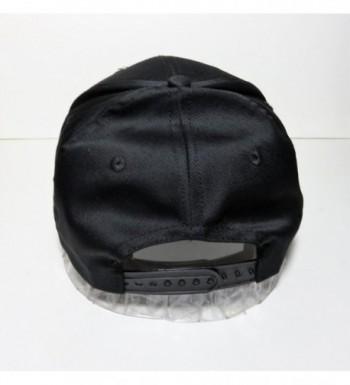 Glitter Lake Hair Black Cotton in Women's Baseball Caps