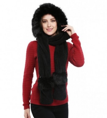 Bellady Winter Hooded Headscarf Neckwarmer