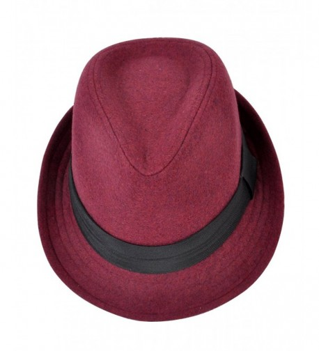 Mens Season Fashion Wear Fedora