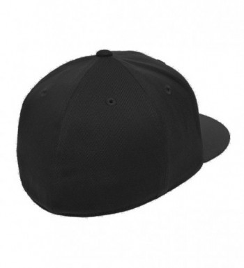 Colorado Bronco Fitted Flexfit Black in Men's Baseball Caps