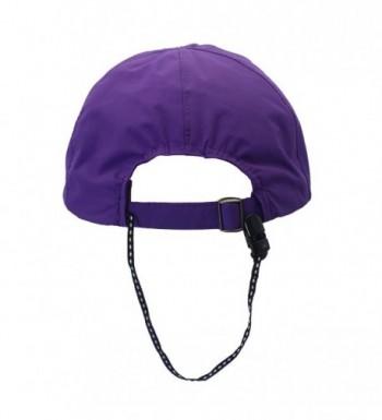 FINOC Foldable Waterproof Baseball Adjustable in Men's Baseball Caps