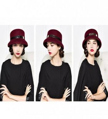 Maitose Womens Simple Wool Bucket
