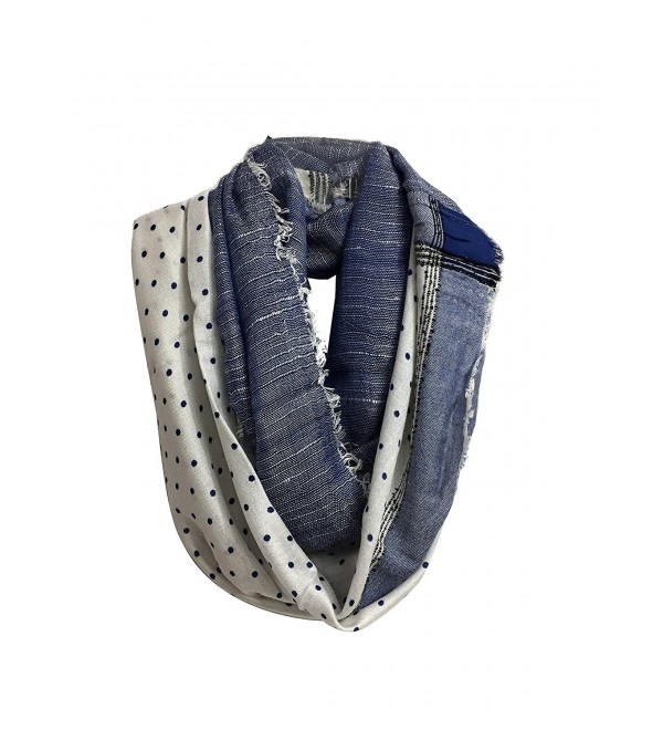 Handwoven Scarf for Women - Bella Cold Weather Fashion Scarves - Gift for Valentines - C7185AMS38L