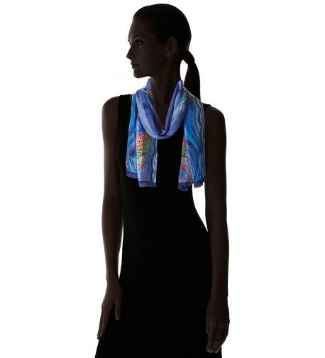 Laurel Burch Scarves Sea Dreams in Fashion Scarves