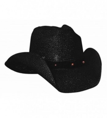 Montecarlo Bullhide Hats After Party Sea Grass Toyo Straw Cowboy Western hat - CO11KSMGT39