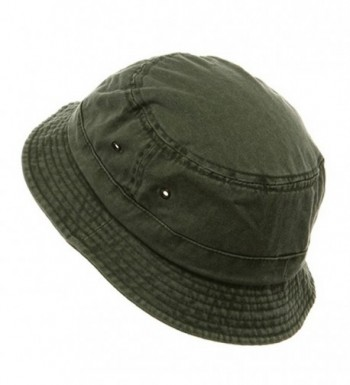 MG Washed Hats Olive