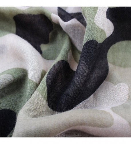 ctshow Camouflage Print Fashionable Scarves