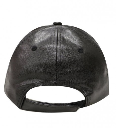 City Hunter Lc100 Leather Colors in Men's Baseball Caps