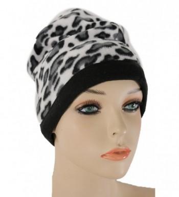 Fashion Turtle Neck Outdoor Leopard