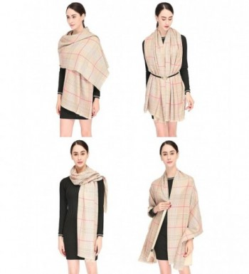 Stylish Blanket Oversized Scarves Winter in Fashion Scarves
