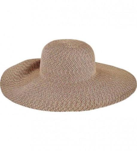 San Diego Hat Women's Wide Brim Sun Hat - Multi - C312NSV6Q04