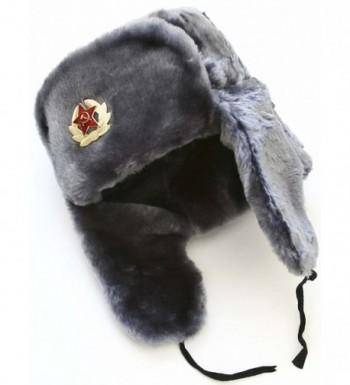 Russian Soviet force Military Ushanka
